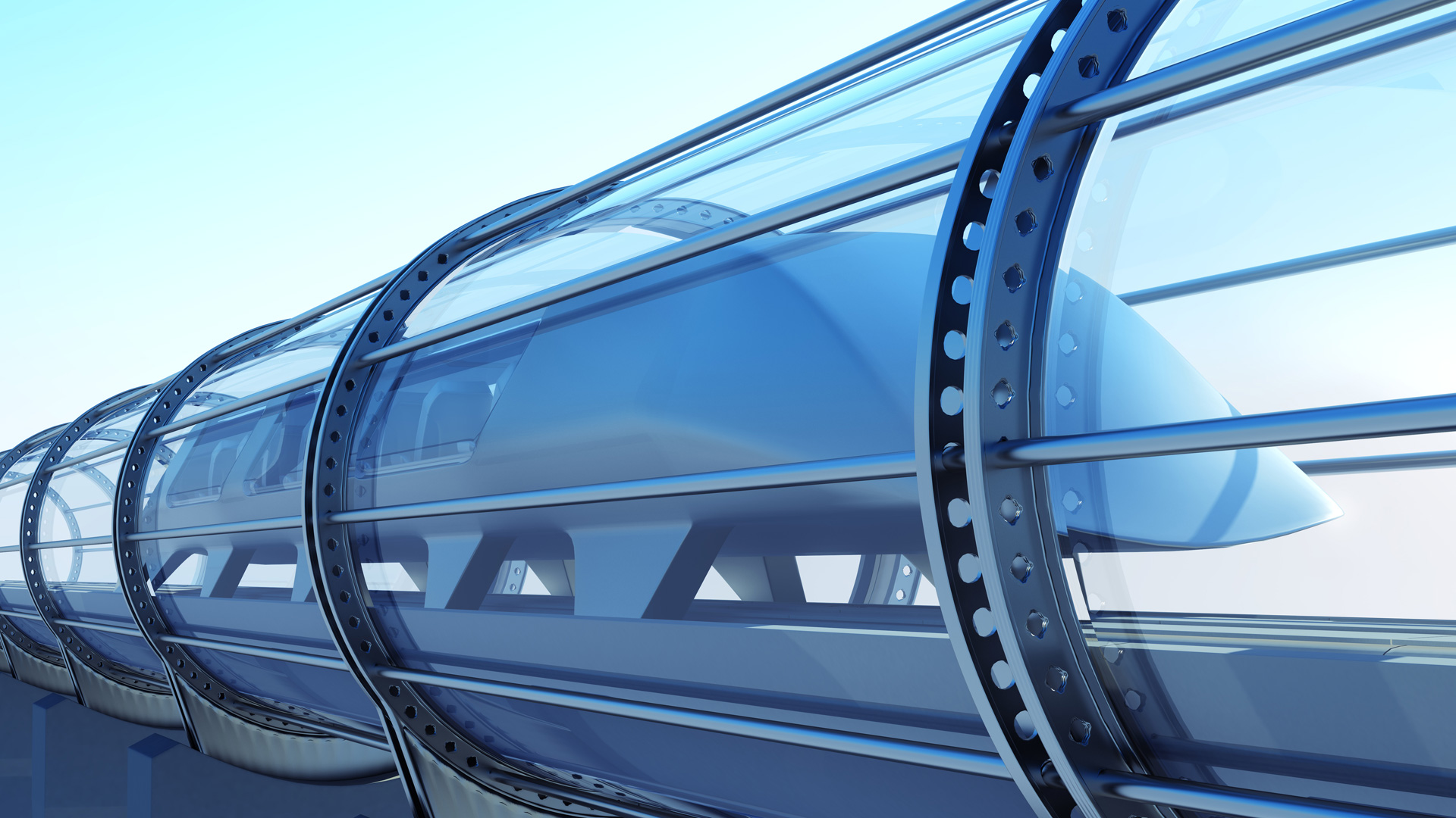 Along with the many mobility tools in the near future, we will use Hyperloop. The project is a tubular system in which a capsule, full of people or goods, move in a vacuum environment. The top speed is 1200 km/h and the first system of its kind will connect Abu Dhabi and Dubai. Soon Hyperloop systems will also be constructed in India, San Francisco and Los Angeles.